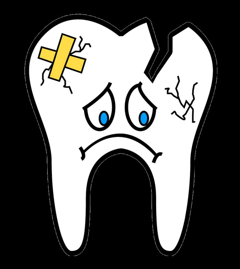 Зубы картинки для детей нарисованные